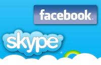 Como integrar o Facebook ao Skype