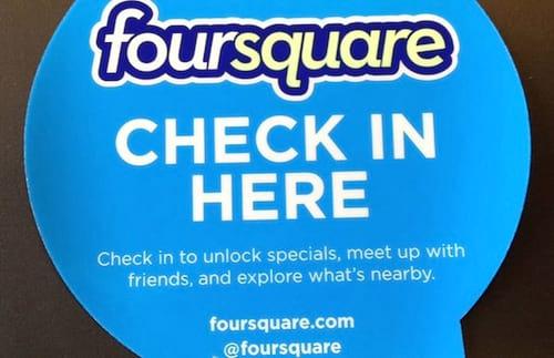 Microsoft vai investir 15 mi de dólares no Foursquare