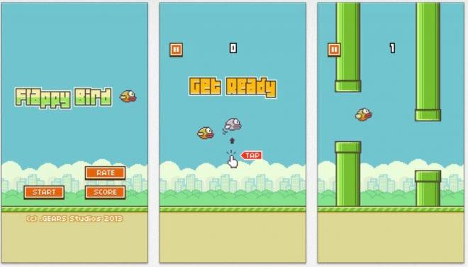 Flappy Bird vira hit em smartphones e tablets; jogo é simples e difícil