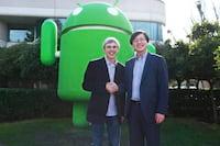 Google compra quase 6% das ações da Lenovo