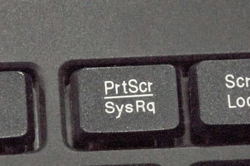 Como tirar um Print Screen no Windows?