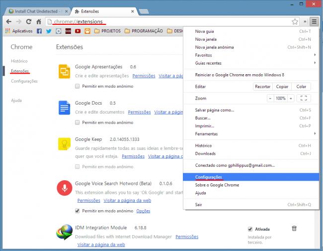 Google Chrome #2