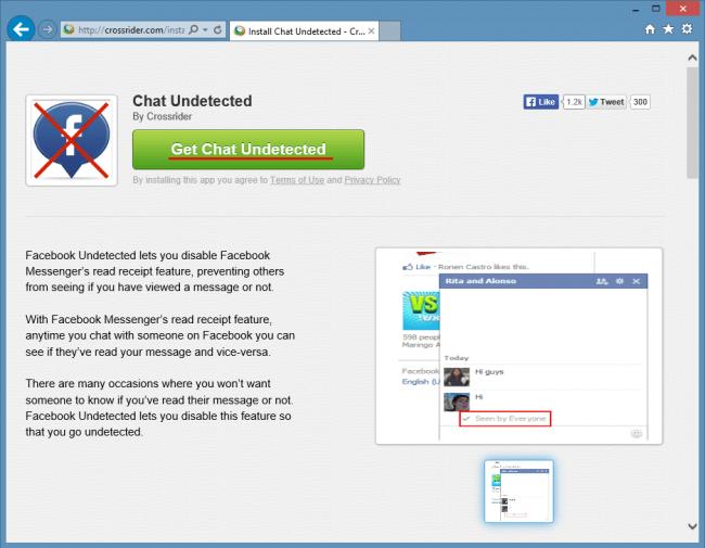 Internet Explorer #1