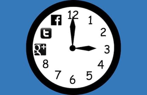 Agendando postagens no Facebook, Twitter e Google+