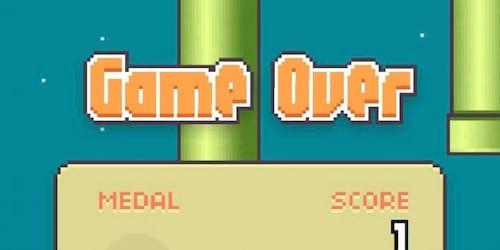 Desenvolvedor remove app Flappy Bird de loja por ser muito viciante