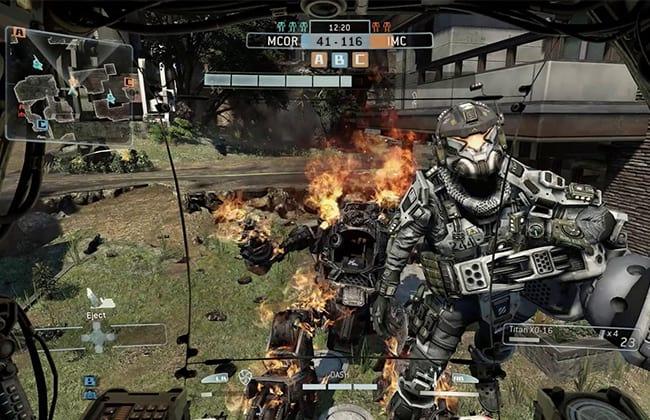 Titanfall é uma vingança contra a Activision? Gameplay, Preview e Beta do game.