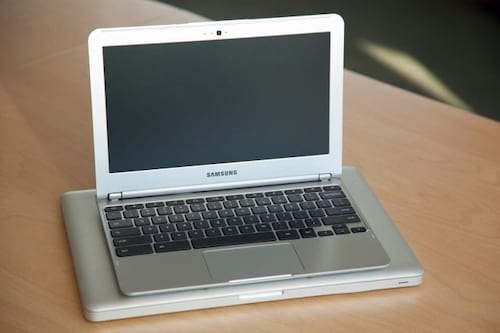 No Brasil Google e Samsung anunciam Chromebook por R$ 1.099