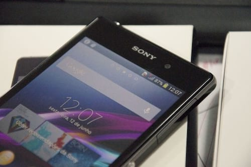 Review Xperia Z1 - Sony