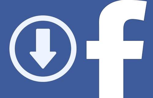 Como fazer download de todos os dados publicados no Facebook?