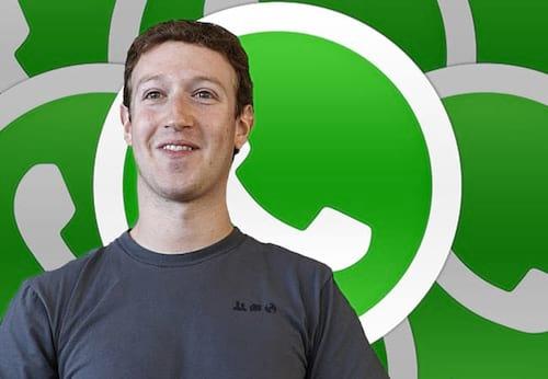 WhatsApp e Facebook integrados. Será?