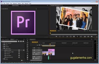 Adobe Premiere Pro CS6 - Efeito Fotografia