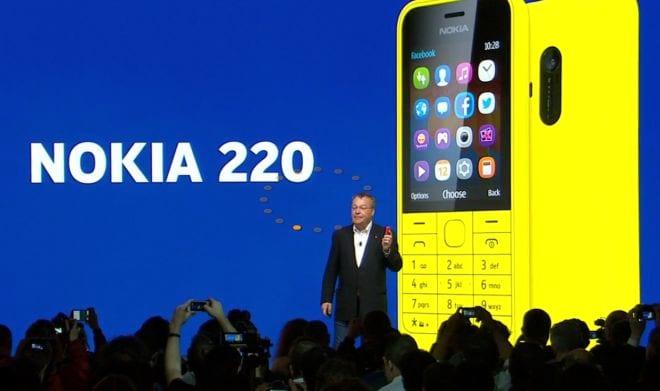 Nokia lança linha com Android