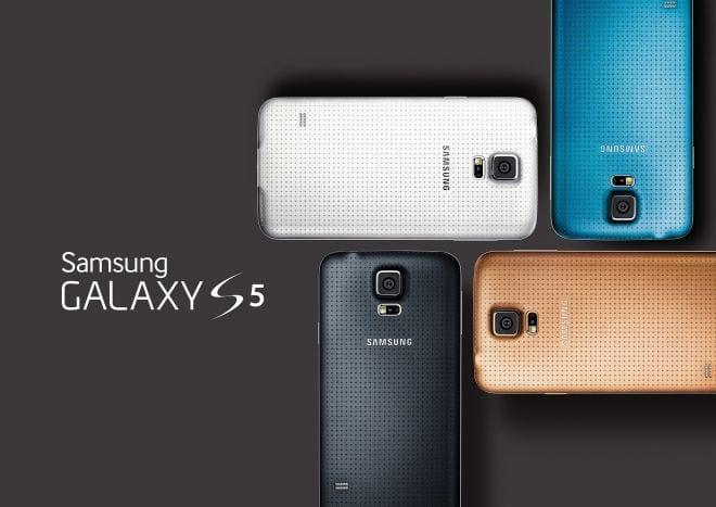 Samsung apresenta o esperado Galaxy S5