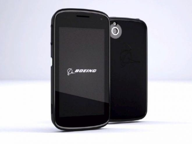 Boeing cria smartphone autodestrutível