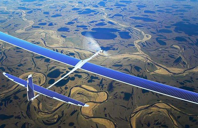 Facebook quer levar internet para todo o mundo com drones