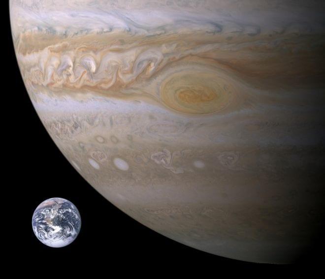 Nasa anuncia missão não tripulada para lua de Júpiter
