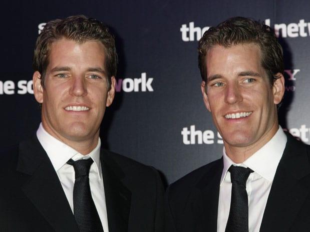 Gêmeos do Facebook compram passagens para o espaço com Bitcoins