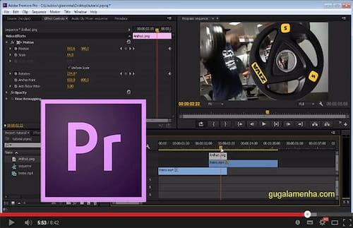 Como criar uma transição específica no Adobe Premiere