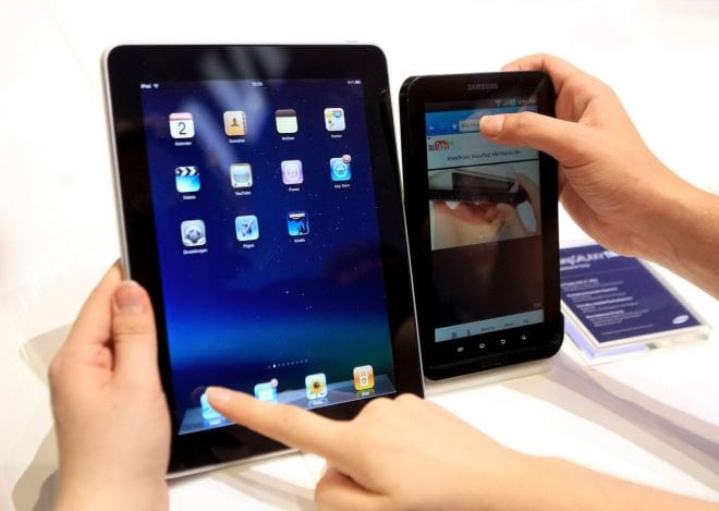 Vendas de tablets devem ser superiores a de PCs em 2015