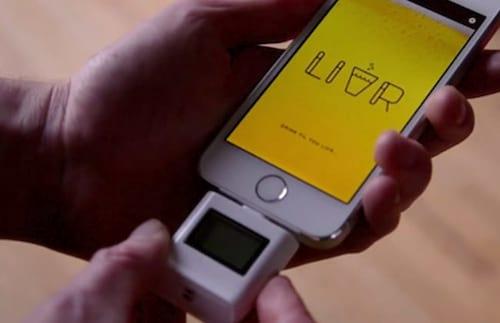 LIVR - uma rede social para quem está bêbado