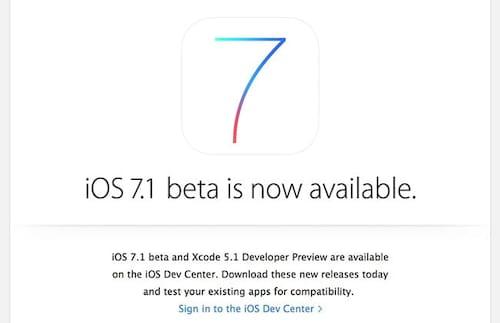 Apple lança iOS 7.1 que sincroniza com o sistema do carro.