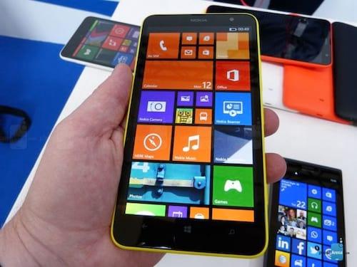 Nokia inicia venda seus novos phablets no Brasil