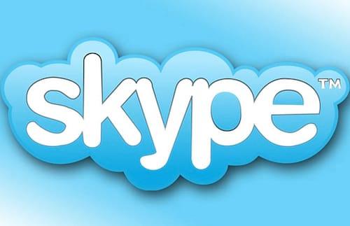 Como desbloquear contatos no Skype
