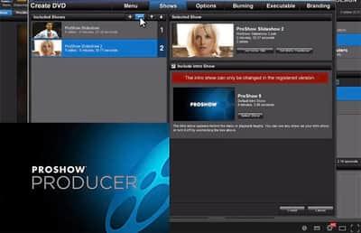 Função Publish no Proshow Producer 5 - Parte 5 - Shows