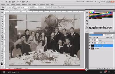 Como fazer efeito de foto antiga no Photoshop?