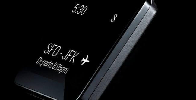 Motorola e LG anunciam seus relógios com Android Wear