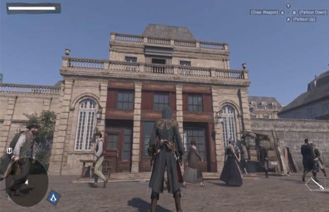 Novo Assassin's Creed Unity a caminho!
