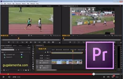 Efeito reverso no Adobe Premiere CS5