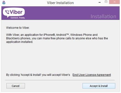 Instalando o Viber no PC #1