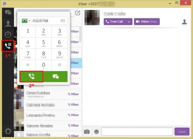 Como usar o Viber no PC