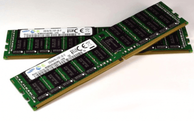 Samsung produz mem�ria RAM DDR3 de 20nm