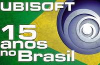 Ubisoft Brasil comemora seus 15 anos