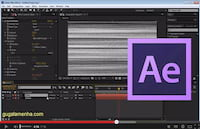 After Effects: Efeito noise tv