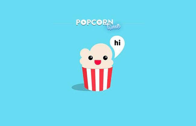 O que é o Popcorn Time?