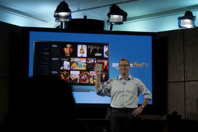Amazon anuncia serviço de TV para os Estados Unidos