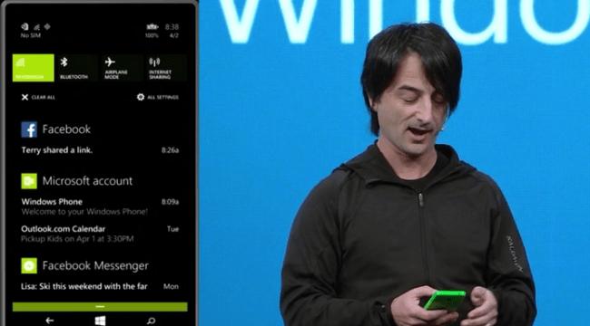 Conheça as novidades do Windows Phone 8.1