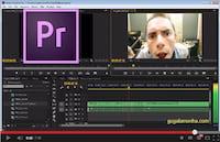 Adobe Premiere Pro - Montando uma multi-câmera e sincronizando áudio pelo Pluraleyes