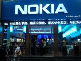 China autoriza Nokia a fazer negócio com a Microsoft