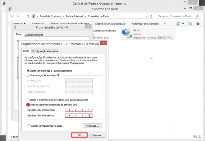 Configurando DNS externo #5