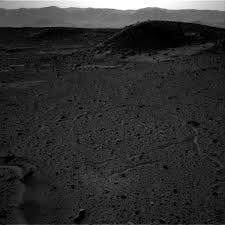 Ponto de luz em imagem de Marte intriga cientistas