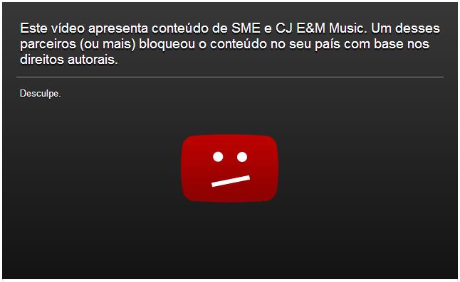 Como o Youtube identifica e bloqueia os seus vídeos