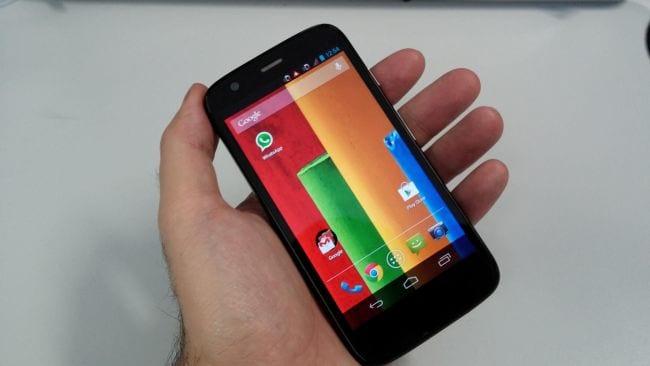 Qual o tamanho de tela ideal para meu próximo smartphone?