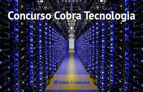 Cobra Tecnologia (BB Tecnologia e Serviços) abre concurso com vagas para TI