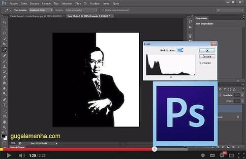 Como fazer efeito scarface no Photoshop?