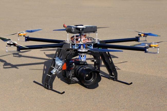 O que são drones? Onde eles costumam ser usados?