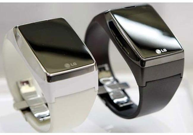 LG anuncia seu smartwatch resistente à água e sujeira